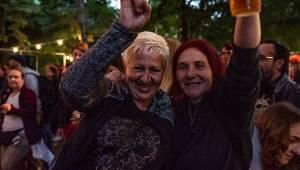 Zakázaný ovoce oslavili ve Stromovce 15 let. Gratulovali Jaksi taksi a další