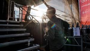 Letokruh začali psát Marek Ztracený, Richard Krajčo, No Name a Lake Malawi. Putovní festival začal