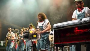 Monkey Business bavili pražské Výstaviště. S fanoušky oslavili dvacetiny