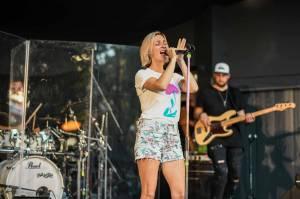 Barbora Poláková rozezpívala Riegrovy sady