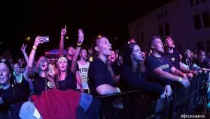 Marpo & TroubleGang zahráli v Jihlavě. Marcus Tran oslavil na pódiu narozeniny