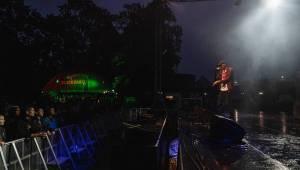 Ty Nikdy byli na pražském Výstavišti silnější než déšť