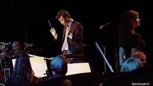 Festival Soundtrack představil filmovou hudbu Ondřeje Soukupa. Zazněly jeho kompozice pro Tmavomodrý svět, Kolju, Vratné lahve a další