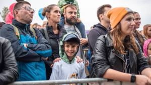 Xindl X, UDG, Pokáč a další na Přehrady Festu. Akci předčasně ukončila policie