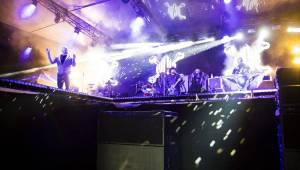 Lucie za deště, ale v euforii. Finále festivalu Praha Září se dost možná zapíše do historie