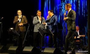 4 Tenoři zazpívali v Litomyšli, vzpomínalo se také na Karla Gotta