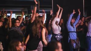 Vesna pokřtila album Anima v Lucerna Music Baru, fanoušky strhla k tanci