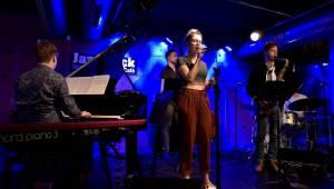 Allison Wheeler zahrála pražskému Jazz Docku moderní jazz