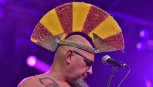 Divným rokem okem fotografů   Uriah Heep, Rammstein Tribute i narozeniny Harlej stihl nafotit Martin Hanáček