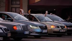 Klaksony zněly Pražskou tržnicí. Vypsaná fiXa rozjásala své fanoušky