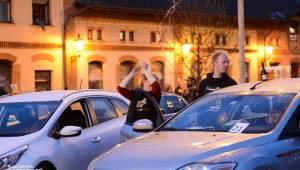 Znouzectnost opět rozproudila krev diváků na Artparkingu