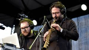 Mezinárodní den jazzu oslavili koncertem v Holešovicích Ochepovsky Project a 7krát3