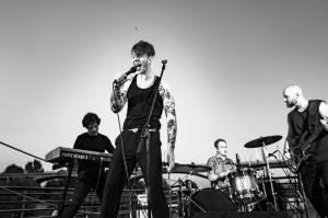 Deaf Heart pokřtili na lodi album Soft Heart Attack