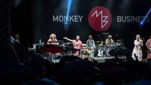 Monkey Business: Funková bouře nad branickou ledárnou