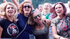 Punk v lázních. Na Barvách léta zahráli Tři sestry, SPS, Harlej, Wohnout nebo Vypsaná fiXa