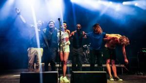 N.O.H.A. zahrála v Ledárnách Braník, roztančila publikum všech věkových kategorií