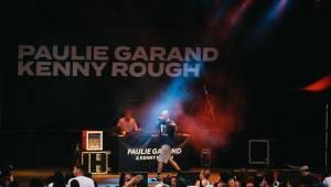 Paulie Garand v Braníku pokřtil rovnou tři alba