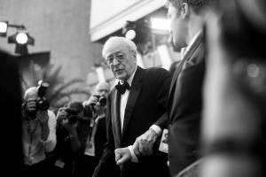 Odstartoval karlovarský filmový festival, přijel i Michael Caine