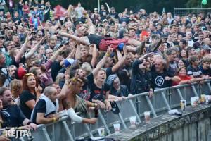 První den festivalu Valník přivítal Totální nasazení, Wohnout, Slobodnou Európu nebo Plexis