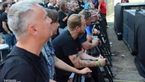 Páteční oslava Tří sester byla plná nejen punkových legend, zahráli Visací zámek, Ivan Mládek i Plexis