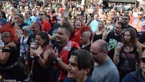 Festival Tří sester v Braníku zakončili koncerty Trautenberk, E!E nebo De Bill Heads