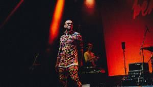 Ben Cristovao si do Ledáren přivezl několik hostů, zazpíval si s Miraiem Navrátilem nebo Adamem Mišíkem