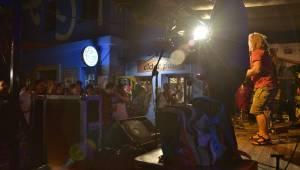 Švihadlo se svým reggae roztančilo Zach's Pub