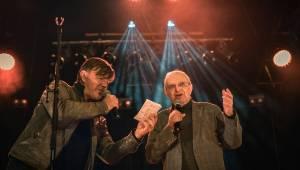 Miro Žbirka, Lenny, Jiří Suchý a další zavzpomínali na Metronome Warm Up na Ivana Krále