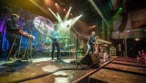 Mig 21 vyrazili na turné, ve Svitavách předvedli s kalhotkami nad pódiem energickou show