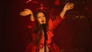 Charakteristický hlas Eivør opět rozezněl Prahu, zpěvačka nabídla posluchačům průřez žánry