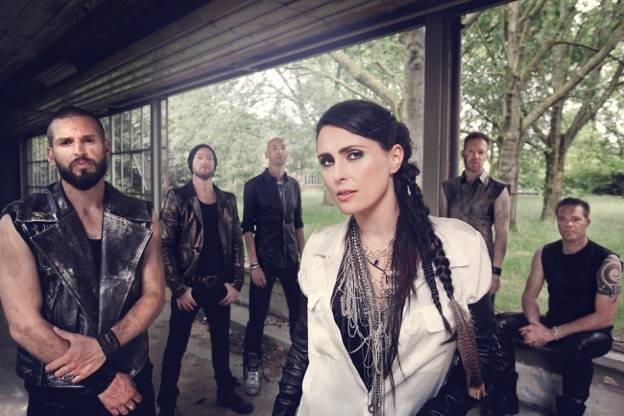 Metalové hvězdy Within Temptation dorazí na festival Ostrava v plamenech