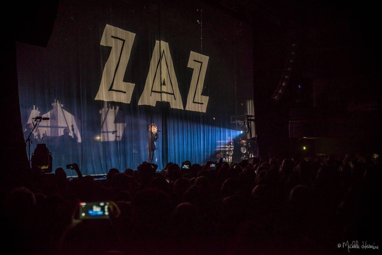 LIVE: Zaz přivezla do Prahy vůni Paříže i prostou radost