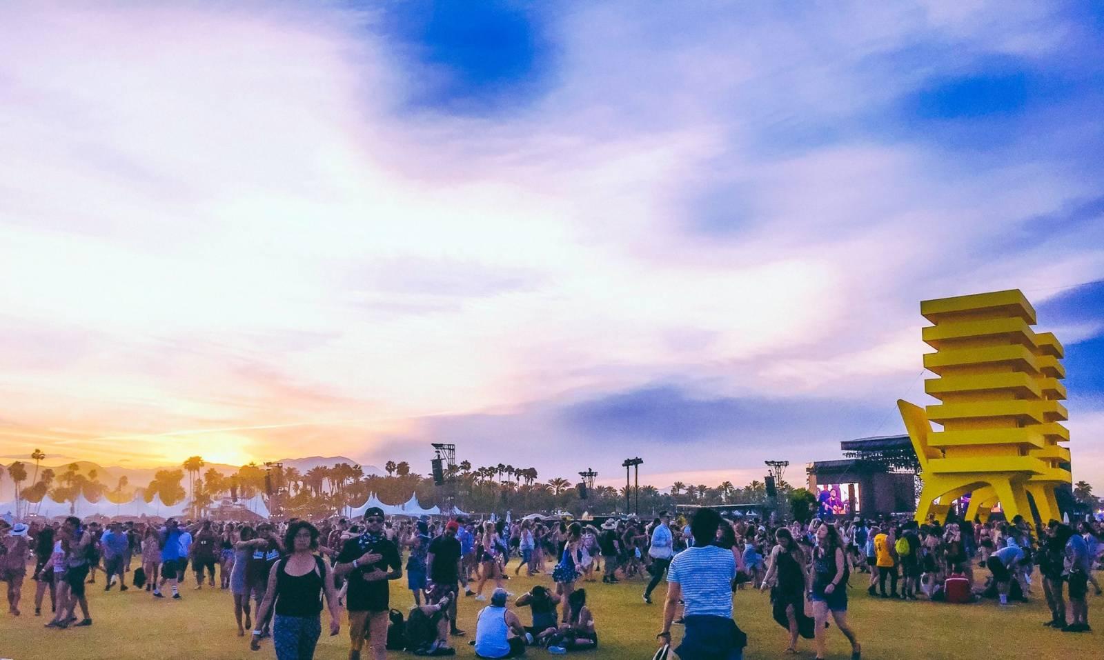 ROCKBLOG: Coachella 2016: Krásy Kalifornie, místní speciality a střípky před koncertem Guns N' Roses