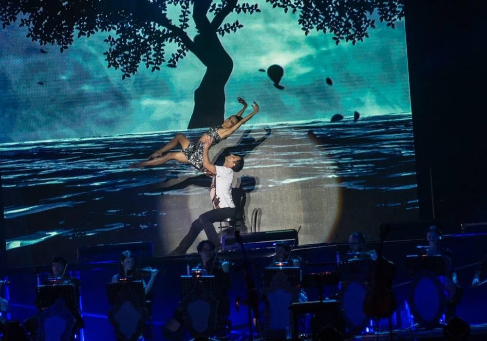 LIVE: Projekt Vivaldianno v O2 areně oslavoval život a dílo génia Vivaldiho