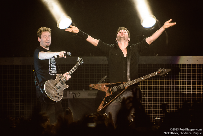 Staňte se na chvíli Rockstar: 5 důvodů, proč vyrazit na Nickelback