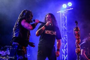 Podzimní turné bratrských formací Arakain a Dymytry startuje již 30. září