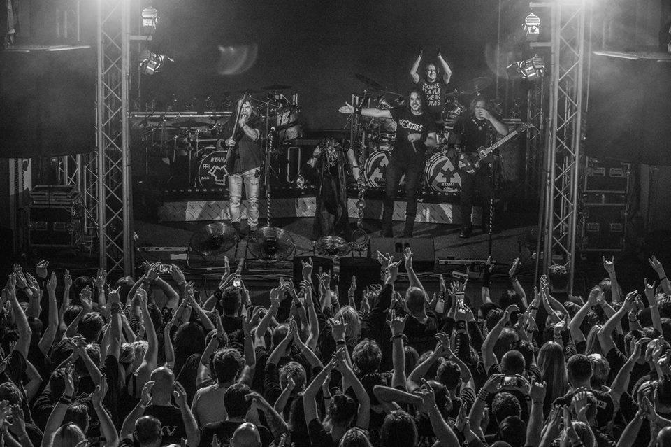 Arakain slaví 35 let na hudební scéně. Výroční turné odstartuje již 3. března