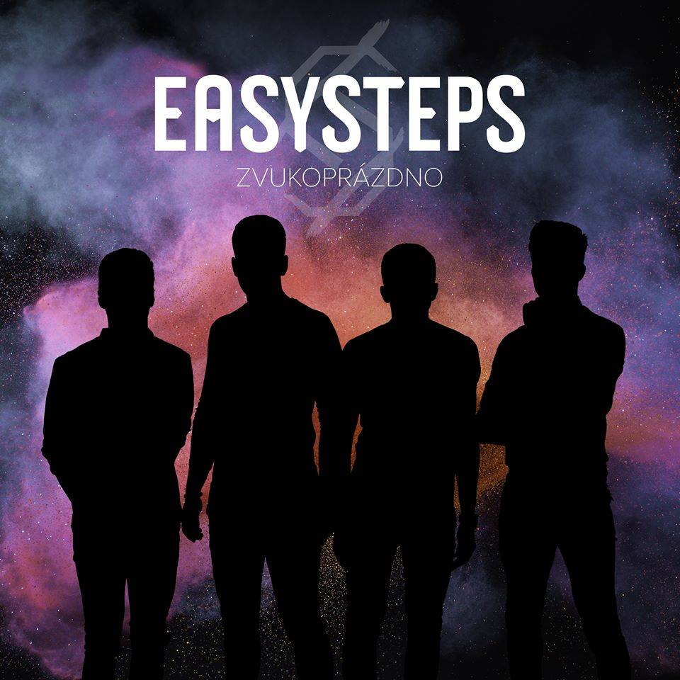 VIDEO: Nadějná čtveřice Easy Steps nahrála zdařilý klip Nekonečná z čerstvě vydaného EP Zvukoprázdno