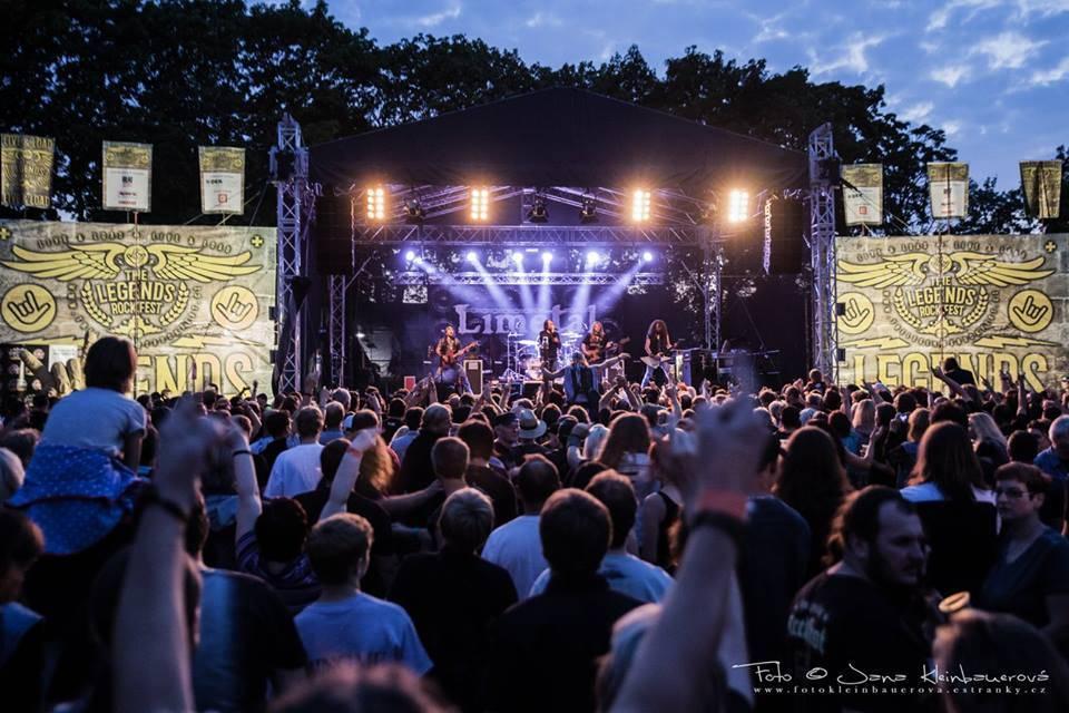 Festival The Legends Rock Fest se blíží! Headlinery jsou Arakain a Škwor