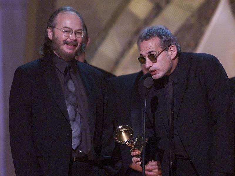 Walter Becker ze Steely Dan - Outsider, který vyfoukl Eminemovi nejcennější Grammy