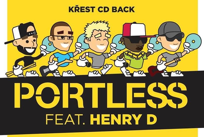Portless pokřtí po boku hostů desku Back. Premiérově navíc představí nový song