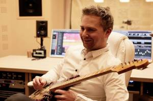 Evžen Hofmann (Kryštof) interview: Vlastní profesionální nahrávací studio? To se pak práce stává zábavou!
