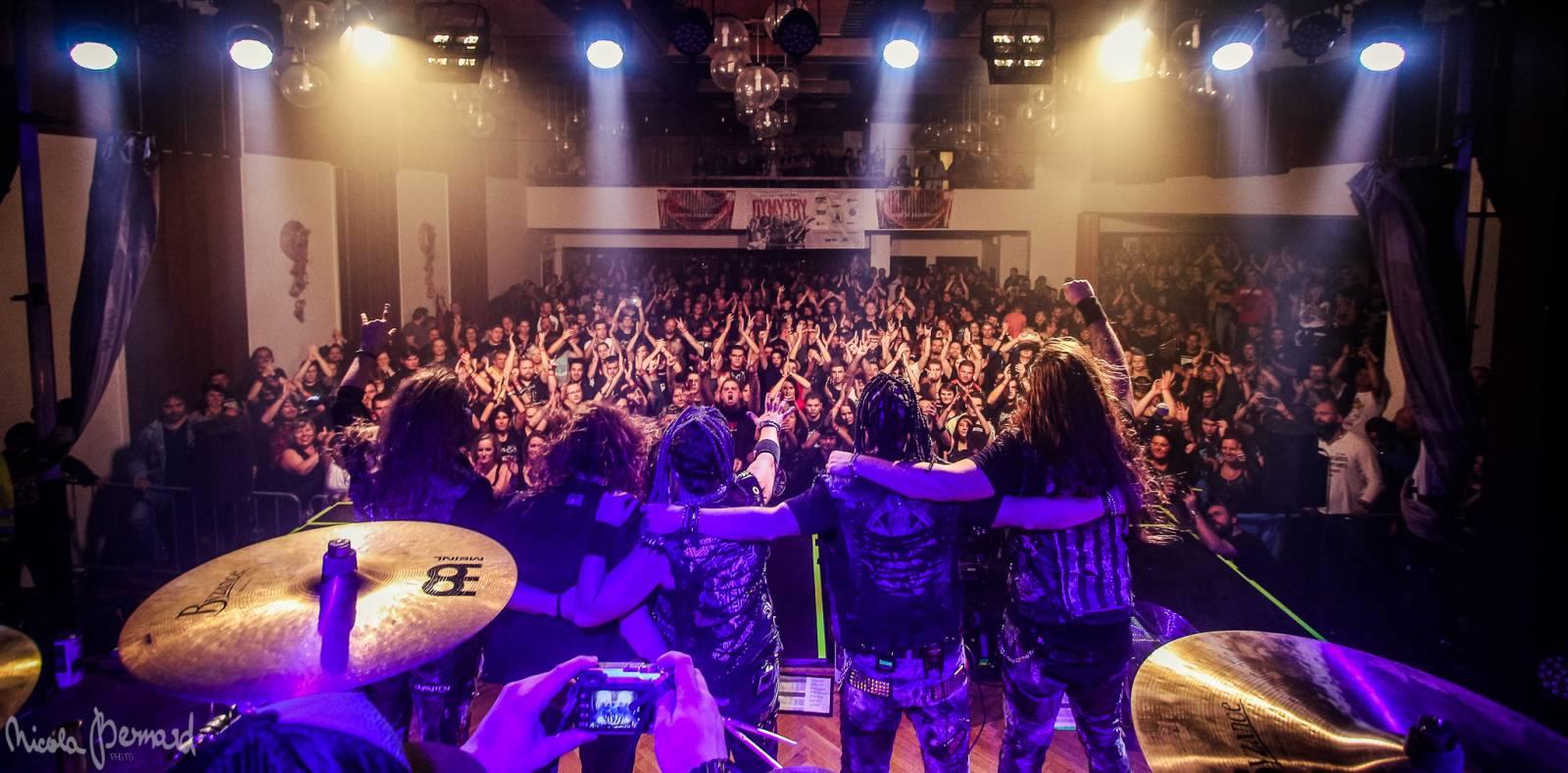 ROCKBLOG: Dymytry vyrazili na Svijany Tour 2017. Na obou úvodních koncertech řádily nadpřirozené bytosti!