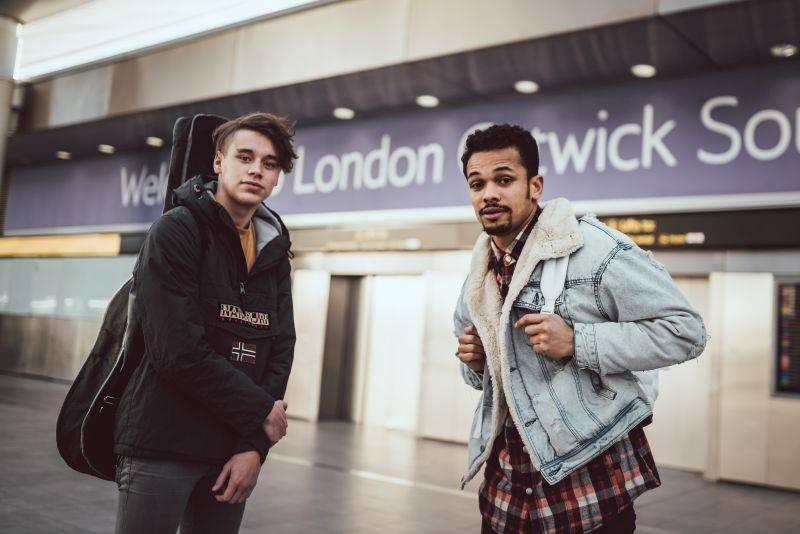 VIDEO: Sofian Medjmedj a Ben Cristovao představují novinku nahranou v Abbey Road Studios