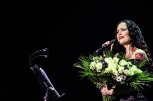 Tarja Turunen (ex. Nightwish) navštívila v rámci svého Vánočního turné Prahu