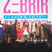 VIDEO: Hodinový záznam jubilejního Žebříku s koncerty Michala Hrůzy, Lenny, Wohnout i Olympiku