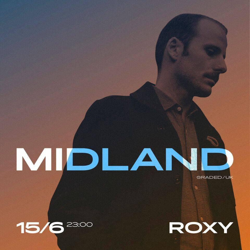 Britský hudební chameleon Midland vystoupí poprvé v Česku. V červnu ovládne klub Roxy