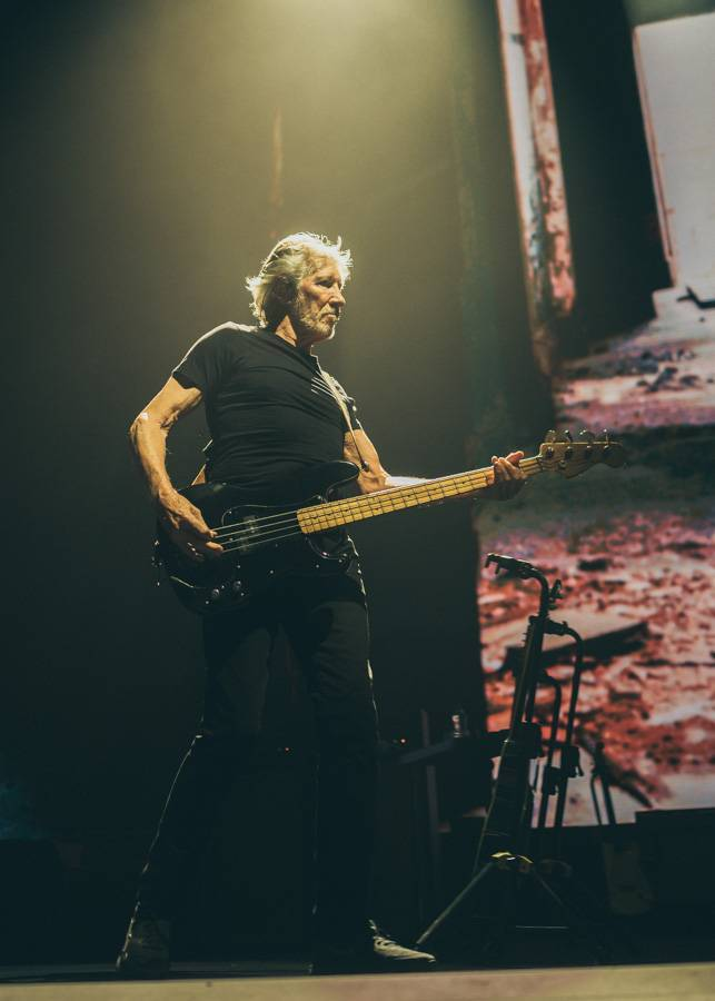 LIVE: Roger Waters přivezl do Prahy dokonalou audiovizuální show i hity Pink Floyd. Vystřelil si z Trumpa i Putina