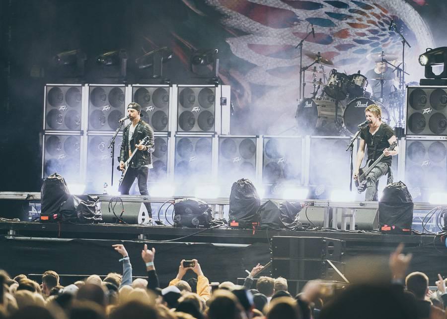 LIVE: Úvodní den Aerodrome festivalu si podmanil Wiz Khalifa s obřími jointy