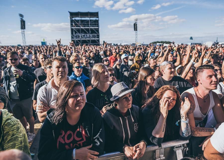 LIVE: Aerodrome festival završil Macklemore, Nine Inch Nails publikum nadchli a Hollywood Undead bavili